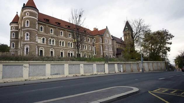 Bývalý klášter benediktinek na Smíchově