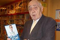 Psychiatr Radkin Honzák křtil svoji novou knihu