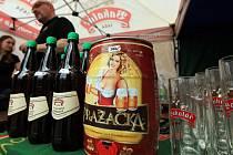 Pivo na Náplavce aneb festival malých a mini českých pivovarů.