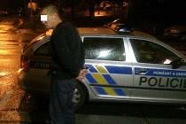 Podezřelý z vloupání do vozidla.