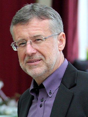 Miloslav Janeček, ředitel Střední odborné školy stavební a zahradnické na Jarově.