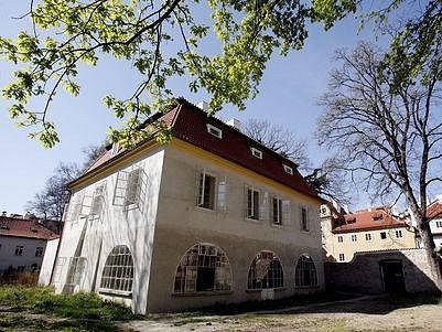 Werichova vila.
