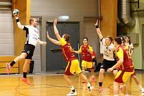 Neubránili soupeře. Házenkáři Dukly v prvním zápase Poháru EHF v Estonsku propadli.