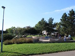 Park Židovské pece. Ilustrační foto.