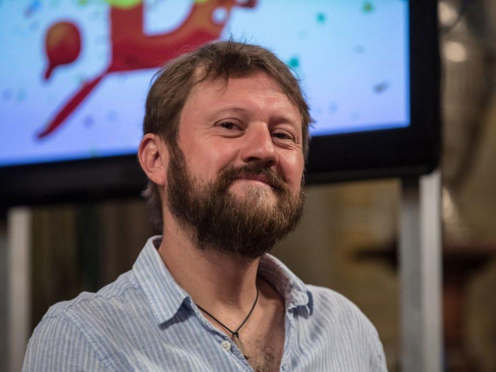 Karel Zima.