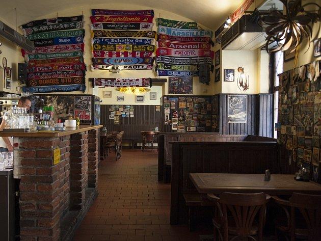 Restaurace UBuldoka.