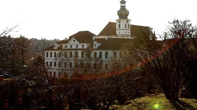 Břevnovský klášter.