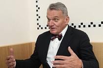 Lékař a politik Bohuslav Svoboda.