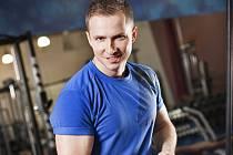 Lukáš Kverka, vedoucí fitness v areálu Aquaparku Čestlice