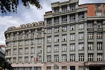 Magistrát hlavního města Prahy, Škodův palác, Jungmannova 25, Praha 1.