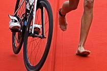Třetí ročník triatlonového závodu Challenge Prague.