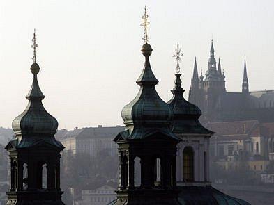 PRÁCE I VOLNÝ ČAS. Praha dokáže přilákat cizince z ekonomicky vyspělých států./Ilustrační foto