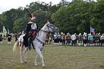 Rekonstrukce bitvy na Bílé hoře z roku 1620 se konala v sobotu.