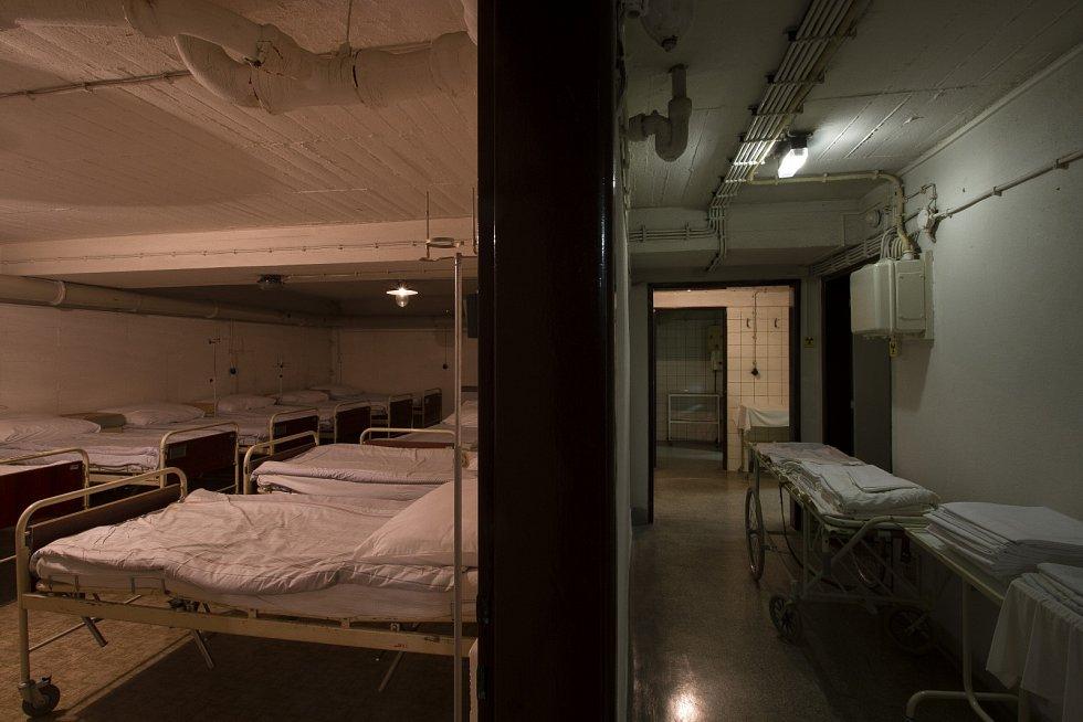 Chráněné pracoviště v Thomayerově nemocnici