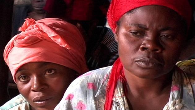 Záběr z filmu Kongo: Hluboké ticho