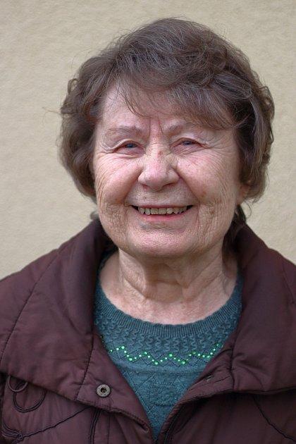 Marcela Urbanová.