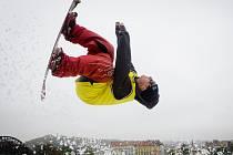 Třetí ročník festivalu zimních radovánek Aprés Ski proběhl 12. října na pražském Rašínově nábřeží.
