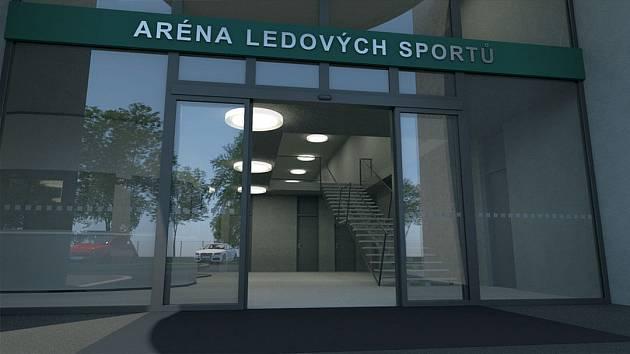 Areál ledových sportů na pražském Jižním Městě měl být dokončen v květnu 2020.