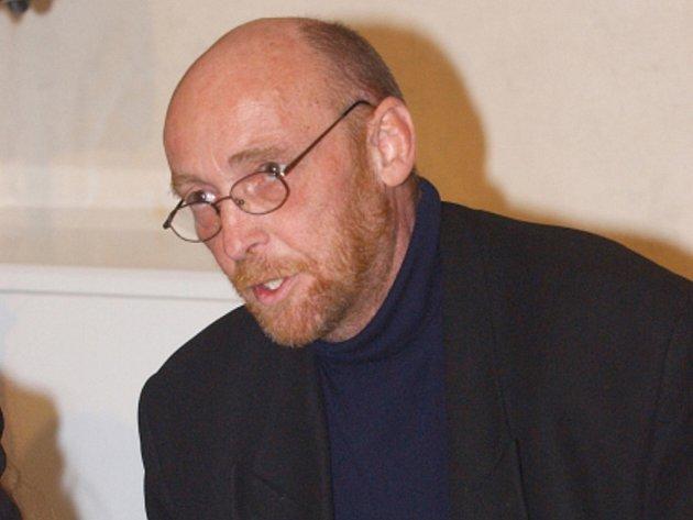 Lubomír Brožek.