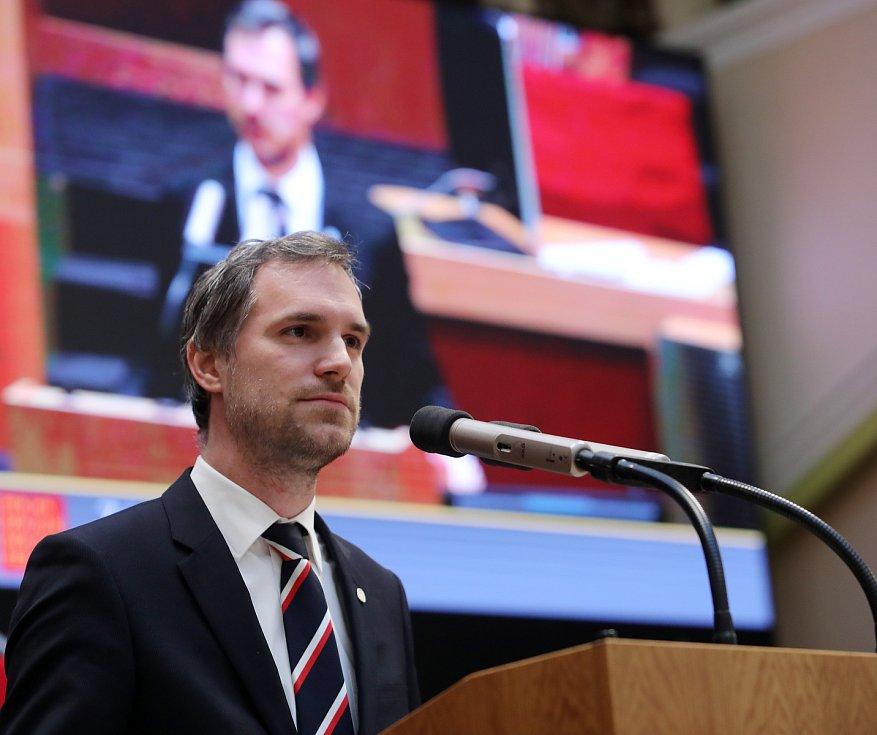 Ustavující zasedání Zastupitelstva hlavního města Prahy pro volební období 2018 - 2022.