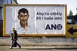 Předvolební kampaň v Praze