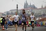 Půlmaraton v Praze. Ilustrační foto.