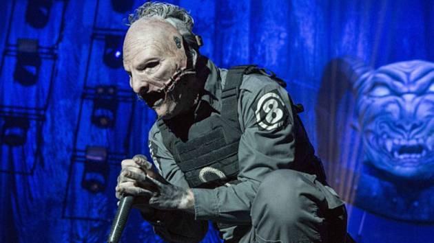 Corey Taylor, zpěvák a frontman americké kapely Slipknot.