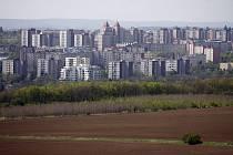 Sídliště Barrandov.