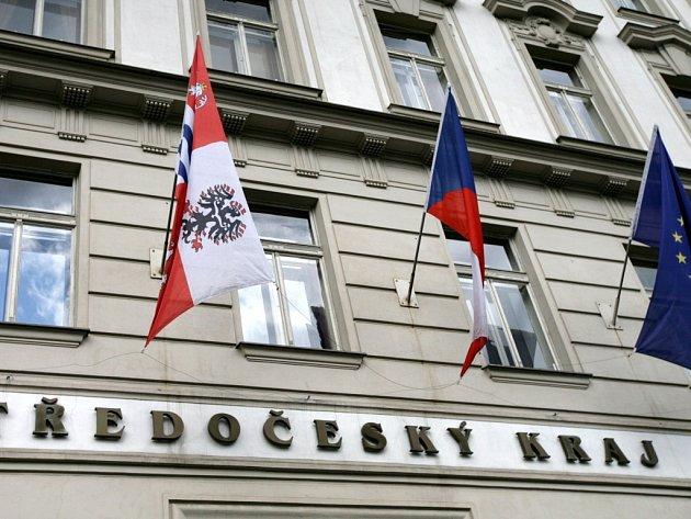Krajský úřad Středočeského kraje v Praze.
