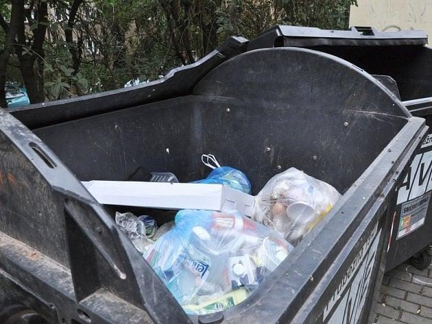 Krátce před šestou ranní přivolal náhodný svědek policisty ke kontejnerům za bytovými domy v Průběžné ulici, kde mezi vyhozenými odpadky objevil mrtvolku novorozence.