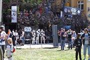 Oslava Dne Star Wars v Praze v klubu Cross 4. května