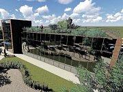 HIGH-TECH VÝUKOVÝ PAVILON FAKULTY LESNICKÉ A DŘEVAŘSKÉ ČZU bude mít zelenou výukovou střechu.