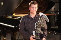 Tomáš Impellizzeri zvítězil ve 3. ročníku soutěže Pianista roku.