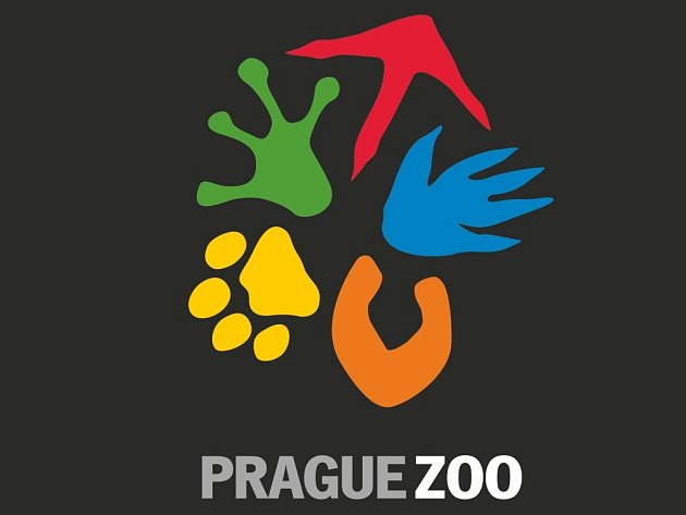 Logo Zoo Praha.