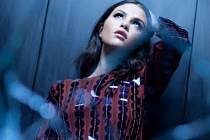 Americká herečka a zpěvačka Selena Marie Gomezová.
