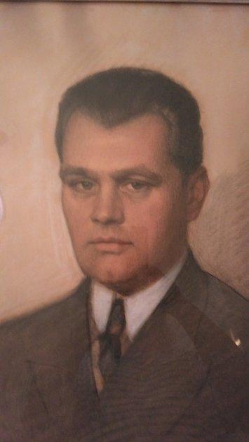 Josef Apollo Růžička.