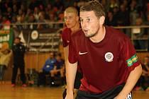 Futsalisté Sparty.