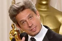 Americký skladatel Elliot Goldenthal, který je držitelem Oscara za hudbu k filmu Frida.