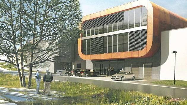 Datové centrum Lužice. Ilustrační foto.
