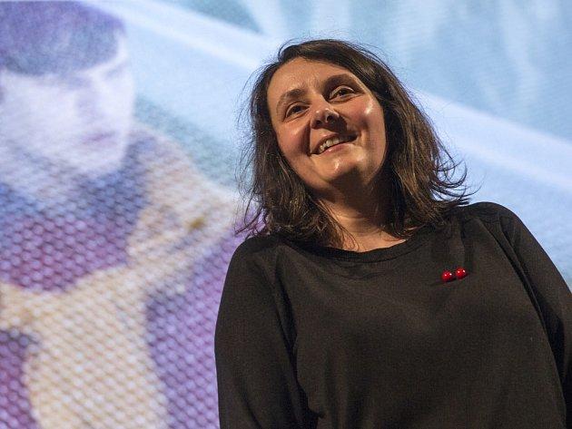 Hana Kulhánková, ředitelka festivalu Jeden svět.
