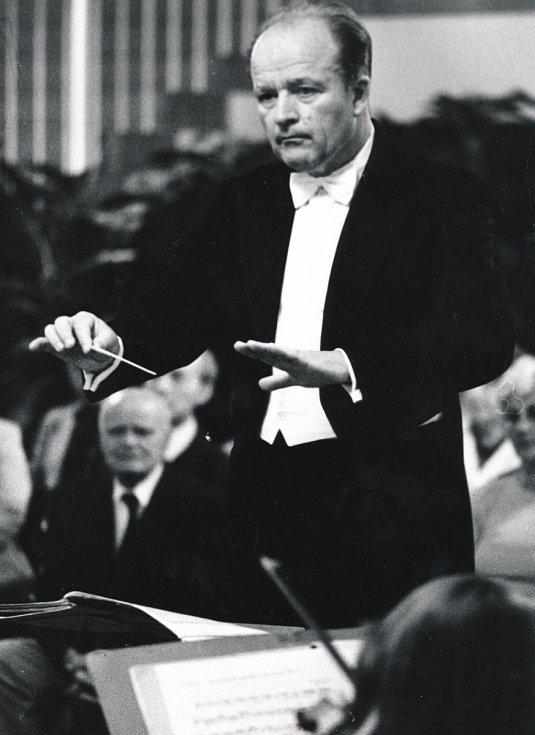 Jan Kasal – komorní orchestr konzervatoře 1978.