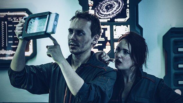 Sci-fi her je na pražském trhu jako šafránu, Galactic Pioneer od společnosti MindMaze je jednou z nich. Jedna z nejmodernějších únikových her v ČR se řadí mezi TOP3 v Praze.
