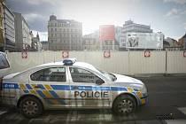Na staveništi v Praze byla nalezena nevybuchlá válečná munice