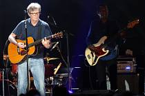 Eric Clapton v O2 Areně.