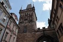 Znovuotevření Malostranské mostecké věže v pondělí 1. července.