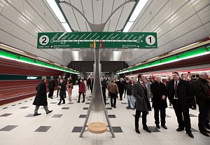 Metro linky A