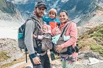 Cestovatelská přednáška o cestování po světě s malými dětmi