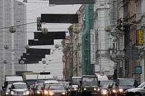 Doprava v Praze. Ilustrační foto.