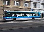 AirportExpress v Dejvicích.