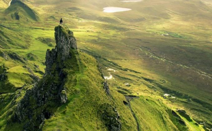 Cestování: Skotsko